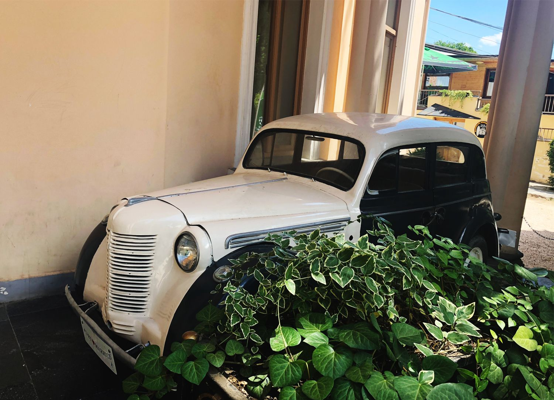 Тбилиси - автомобиль в качестве аксессуара
